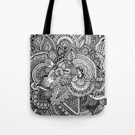 Doodle 17 Tote Bag