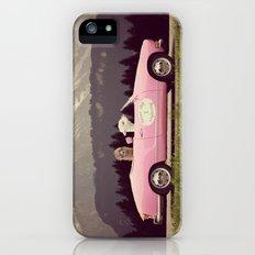 NEVER STOP EXPLORING VII iPhone SE Slim Case