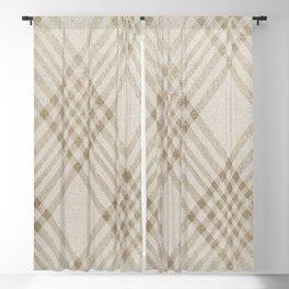 Rich Beige Blackout Curtain