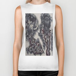 Jaded Art Biker Tank