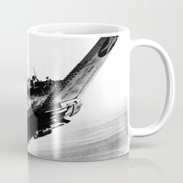 Vintage fighters Coffee Mug