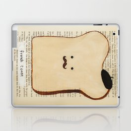 French Toast Laptop & iPad Skin