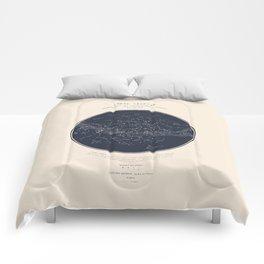 Carte Celeste Comforters
