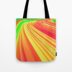 The Race Against Time Tote Bag