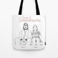 The Royal Tenenbaums (Richie and Margot) Tote Bag