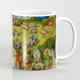 "Hieronymus Bosch ""The Garden of Earthly Delights"" Coffee Mug"