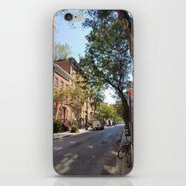 Greenwich Village, New York iPhone Skin