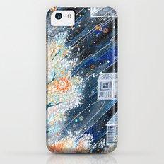 Night Houses Slim Case iPhone 5c