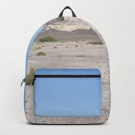 Death Valley scenic Desert Landscape Backpack