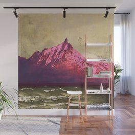 Sea.Mountains.Light . i. Wall Mural