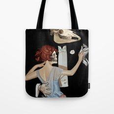 La Danse Macabre Tote Bag