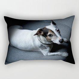 sexy spike Rectangular Pillow