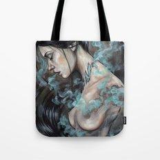 Smoked Tote Bag