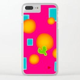 hopefully Clear iPhone Case