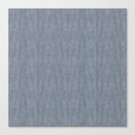 Stitch Weave Geometric Pattern Canvas Print