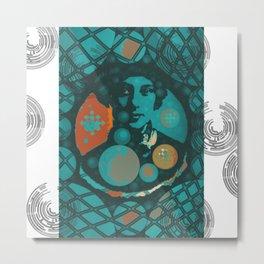 Eugenia Metal Print