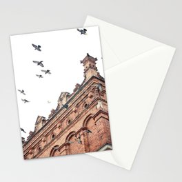 Citys Bird Sanctuary Stationery Cards