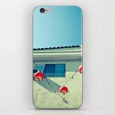 Chinatown iPhone & iPod Skin