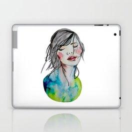 Kindness is an inner desire Laptop & iPad Skin