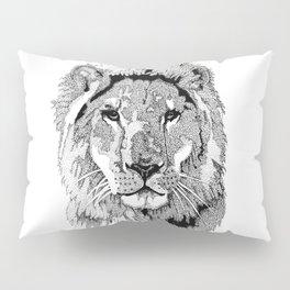 Animal Prints - Proud Lion - By Sharon Cummings Pillow Sham