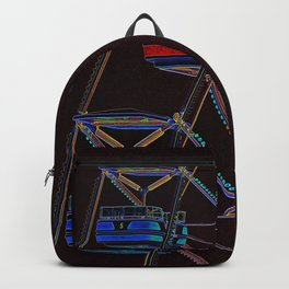 Night-time Sky Ride Backpack