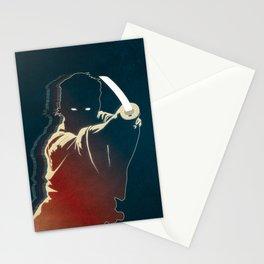 Samurai Grove Stationery Cards