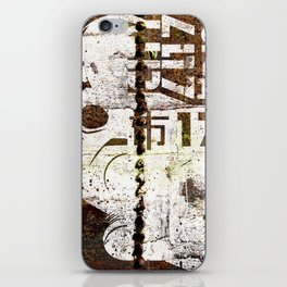 City 17 iPhone Skin