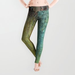 Pine bark Leggings