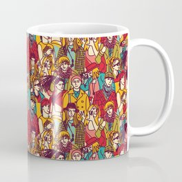 Bright people Coffee Mug