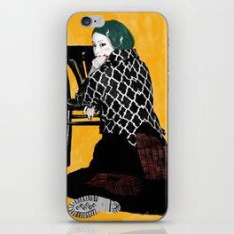 Veronica-y iPhone Skin