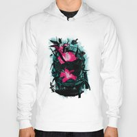 nietzsche Hoodies featuring The Last of Us by angrymonk