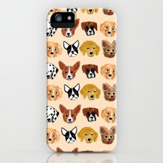 Dogs! Slim Case iPhone (5, 5s)