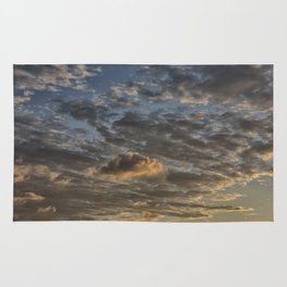 CLOUDS AT THE SUNSET Rug