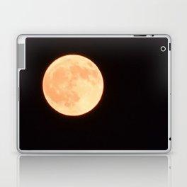 Orange Moon Laptop & iPad Skin