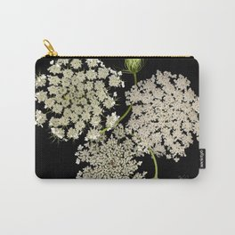 Queen Ann's Lace, Scenography Carry-All Pouch