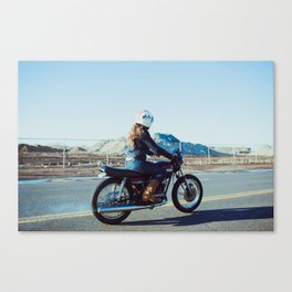Grand National Canvas Print