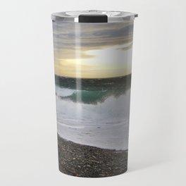 Stormy Day on the Salish Sea Travel Mug