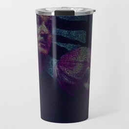 Lost In Translation Screenplay Print Travel Mug
