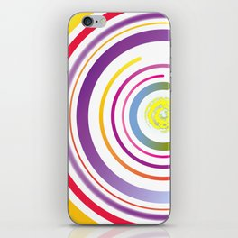 Asso Luminame Boutique iPhone Skin