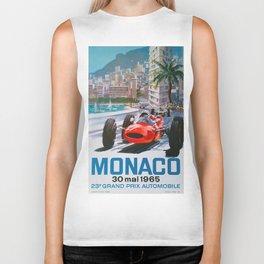 Monaco 1965 Biker Tank