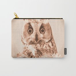 Røse øwl Carry-All Pouch