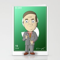 better call saul Stationery Cards featuring Better Call Saul! by Brandon Juarez