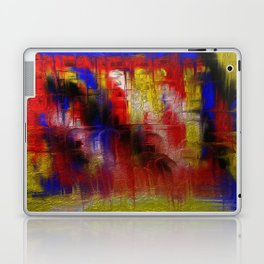 Primary Metal Laptop & iPad Skin