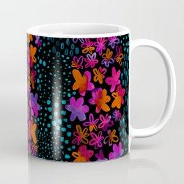 Dark Watercolor Coffee Mug