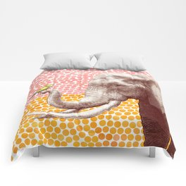 New Friends 2 by Eric Fan and Garima Dhawan Comforters