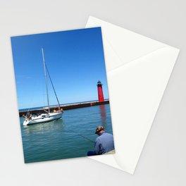 Kenosha Harbor Stationery Cards