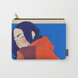 Tiger jacket Carry-All Pouch