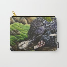 Uprooted (part 3) Carry-All Pouch