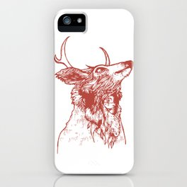 Last of Her Kind iPhone Case