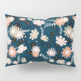 Marseille - Floral Pattern Pillow Sham